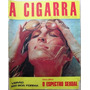 B2254 A Cigarra Dezembro 1969 Com Suplemento De Moldes Em P