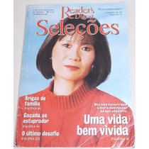 Seleções Do Reader´s Digest- Novembro 2000