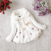Casaco De Lã Inverno Para Bebês/nenên Branco -