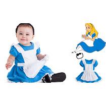 Fantasia Da Alice No País Das Maravilhas P Bebê Disney Eua