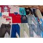 Lote De Roupas Menino 2 E 3 Anos Calça Jeans Camisetas Meias