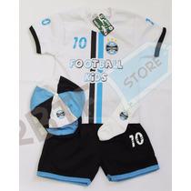 Kit Futebol Bebê Grêmio