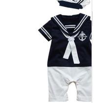 Conjunto Macacão Infantil Marinheiro Bebe Fantasia 95