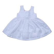 Vestido Para Batizado Infantil Menina Nel014601 (118)