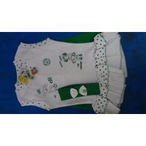 Conjunto De Bebê Palmeiras - Frete Único R$6,00
