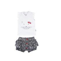 Conjunto Bebê Oncinha Tam. P,m,g E 01 Keko Baby Frete Grátis