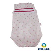 Kit C/10 Body Bebe Kero Kollo 100% Algodão Atacado D Fábrica