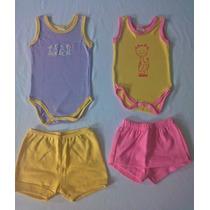 Conjunto Body Regata Com Shorts
