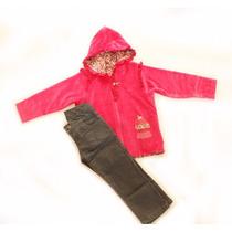 Conjunto De Inverno Infantil Menina Ki-baby Kb595