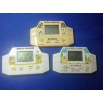 Lote Mini Game Tec Toy