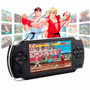 Mini Game Portátil 8gb 4.3 9999 Jogos Mp3 Videos E-book E82