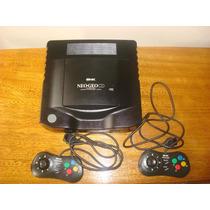 Neo Geo Cd Japones Console Videogame Video Game Snk Neogeo