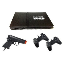 Video Game 2 Controles 1 Pistola Mais De 1000 Jogos !