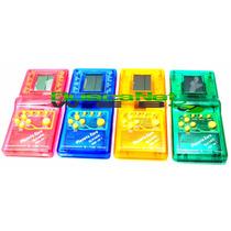 Kit Com 5 Mini Games Tetris 132 In 1 Jogos Muito Barato