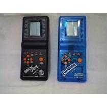 (2 Unidades)mini Game Tetris ****vai Com Pilha E Testado****