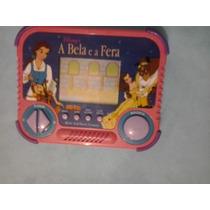 Antigo Mini-game Bela Ea Fera Tec-toy