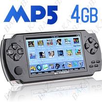 Video Game Portatil Design Psp Tela 4,3 3d +3000 Jogos Ps1