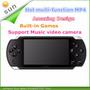 Vídeo Game Portátil Player Mp3 Mp4 Mp5 8gb