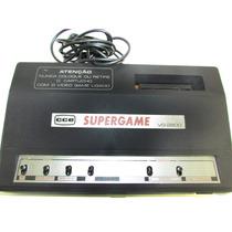 Vídeo Game Supergame Vg-2800 - Sem Fonte Energia