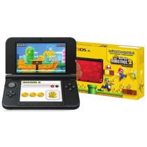 Nintendo 3ds Xl Português + Super Mario Bros 2 Original