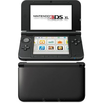Nintendo 3ds Xl + Cartão 4gb + 06 Ar Cards - Menu Português