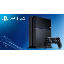 Playstation 4 500gb 1 Controle Ps4 Lançamento Frete Grátis