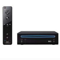 Nintendo Wii Preto + 2 Jogos Originais + Frete Grátis