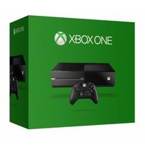 Xbox One - 500 Gb S/kinect Novo Lacrado