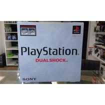 Console Playstation 1 Ps1 Lacrado Raro