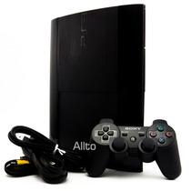 Sony Playstation 3 Super Ultra Slim Ps3 500gb - 2 Controles