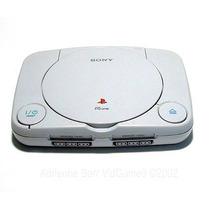 Ps1 Playstation One Controle Analógico 5 Jogos Fonte Av