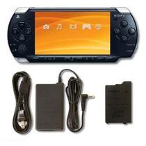 Psp 3001 Sony Desbl. 8gb 79 Brindes + Case + Frete Gratis!