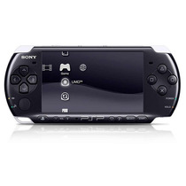 Sony Psp Slim 3010 Playstation Wifi Black Piano Original