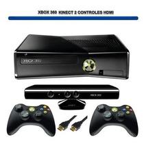 Videogame Microsoft Xbox 360 Original Travado Com Jogos
