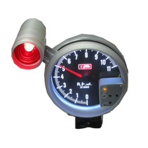 Contagiros Monster 125 Mm Auto Gauge C/shift Light Ext