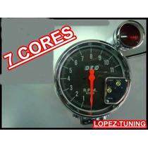Conta Giros Monster Com Shift Lighit 7 Cores