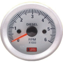 Contagiro Diesel Auto Gauge 2` Ou 52 Mm