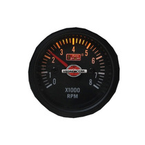 Conta-giros 52mm Black Series Auto Gauge