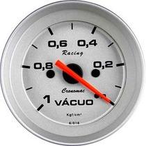 Vacuômetro Pressão De Vácuo 52mm Linha Racing - Cronomac
