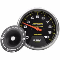 6801 Autometer Contagiro 5 In-dash Memory 10,000