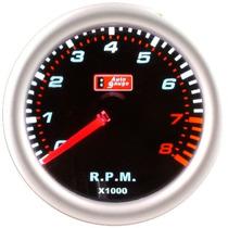 Auto Gauge Conta-giros 52mm Smoke Series
