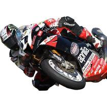 10 Adesivos Logomarca Racing Para Moto Bike Frete Gratis