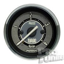 Manômetro Pressão Turbo 4kg Volkswagen Bege Fusca Cronomac