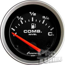 Indicador Combustivel Cronomac Sport 52mm Fusca Painel Bóia