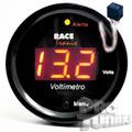 Voltímetro + Relê Desliga O Amplificador Não Arriar Bateria