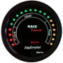 Hallmeter Digital Racetronix 52mm Programável Led Ar / Comb
