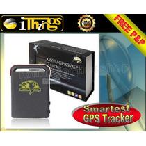 Positron Alarme Rastreador Gps Via Celular Motos E Carros