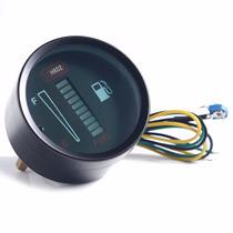 Manômetro Digital Nível De Combustível Carro Moto Universal