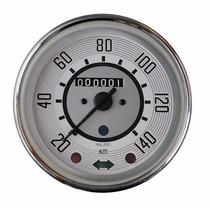 Velocímetro Vw Fusca 0 A 140 Km Wt85.224c