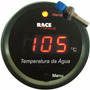 Medidor Temperatura Água Digital Vm Racetronix Motor +sensor